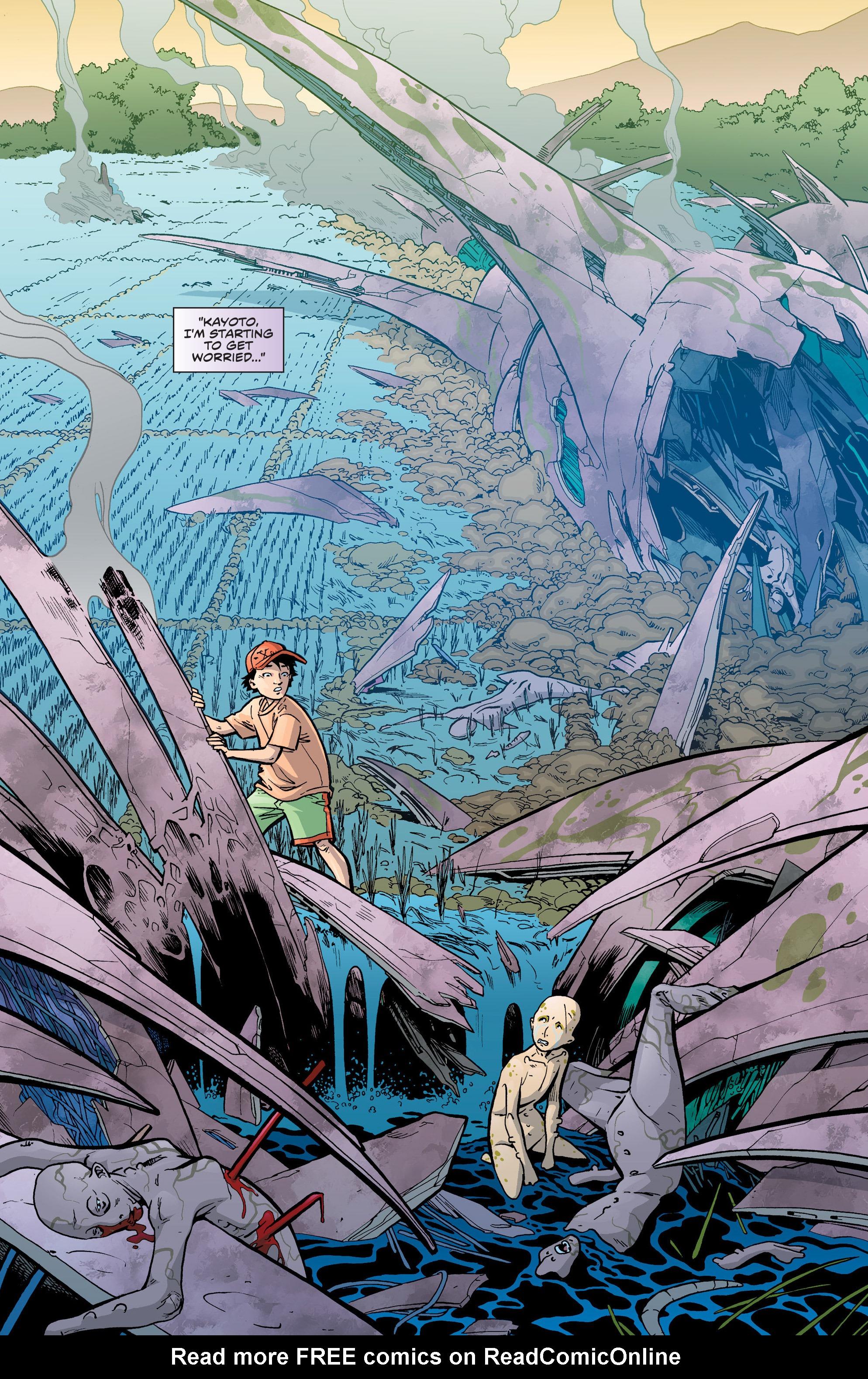 Read online Secret Identities comic -  Issue #4 - 3