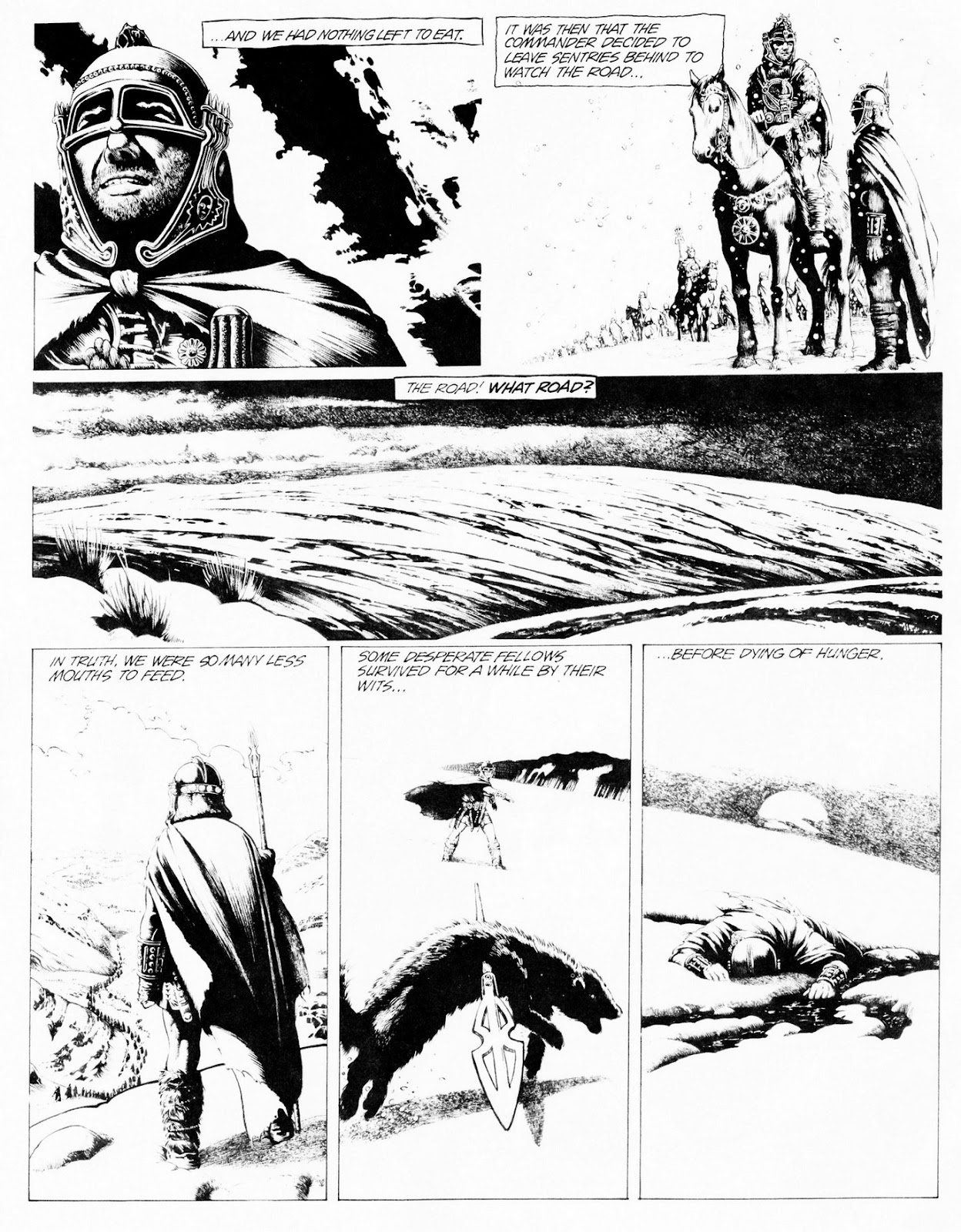 Conquering Armies issue TPB - Page 30