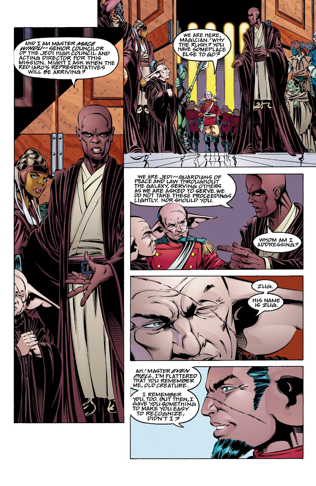 Read online Star Wars Legends Epic Collection: The Menace Revealed comic -  Issue # TPB (Part 3) - 100