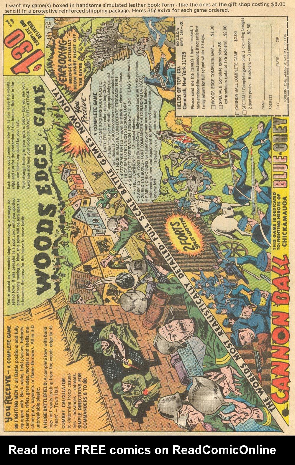 Read online Adventure Comics (1938) comic -  Issue #372 - 32