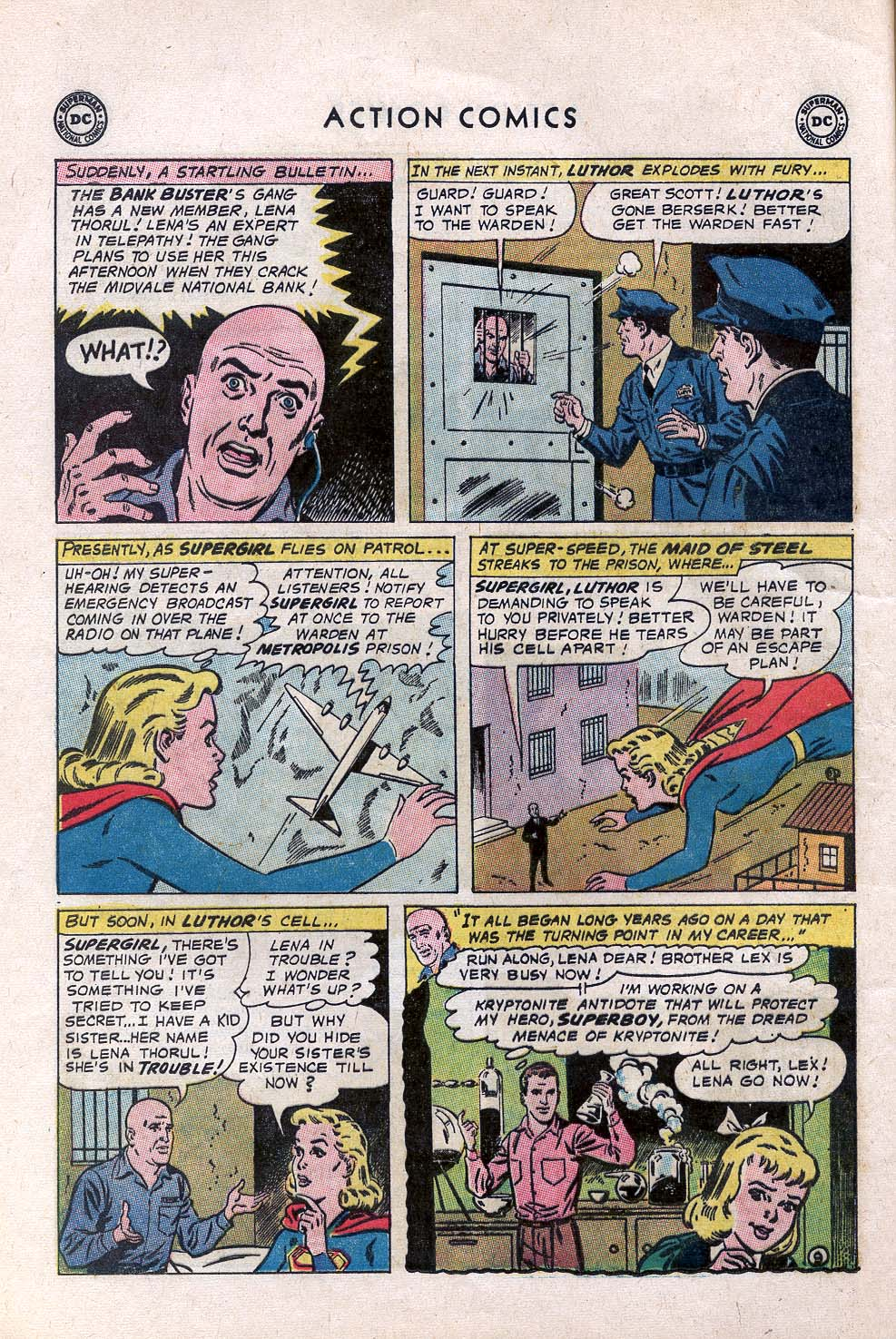 Action Comics (1938) 295 Page 26