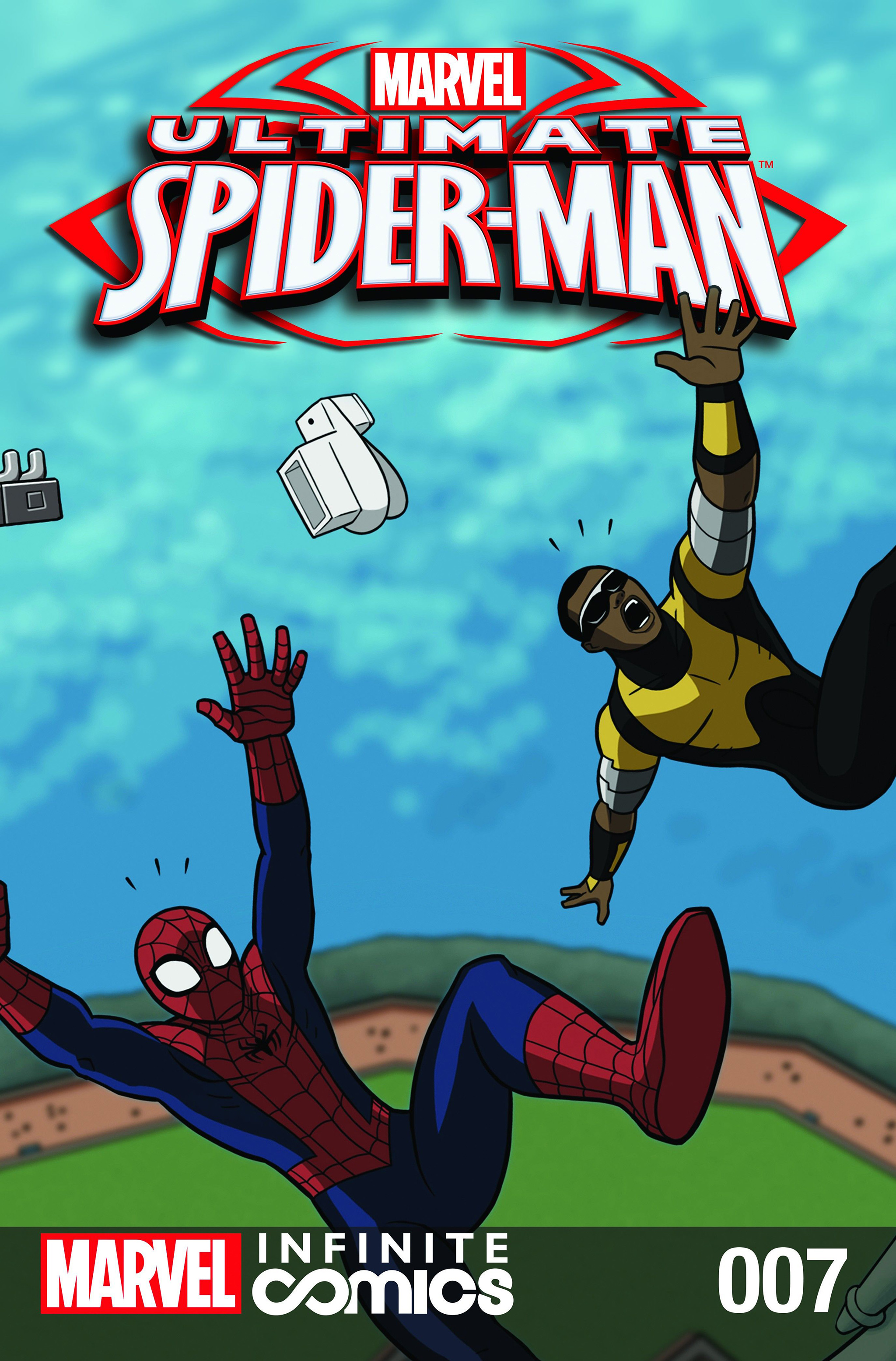 Read online Ultimate Spider-Man (Infinite Comics) (2015) comic -  Issue #7 - 1