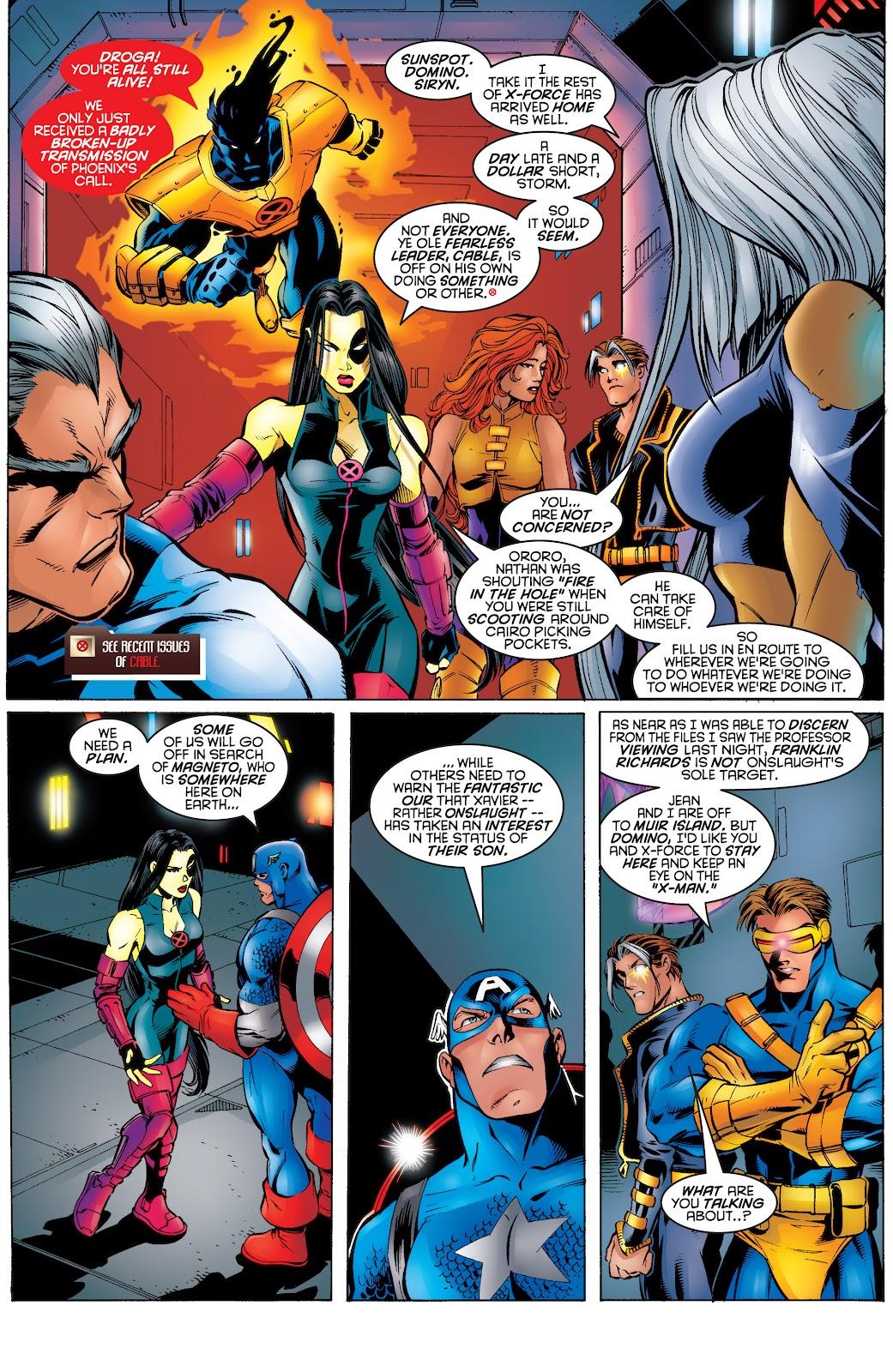 Uncanny X-Men (1963) issue 335 - Page 17