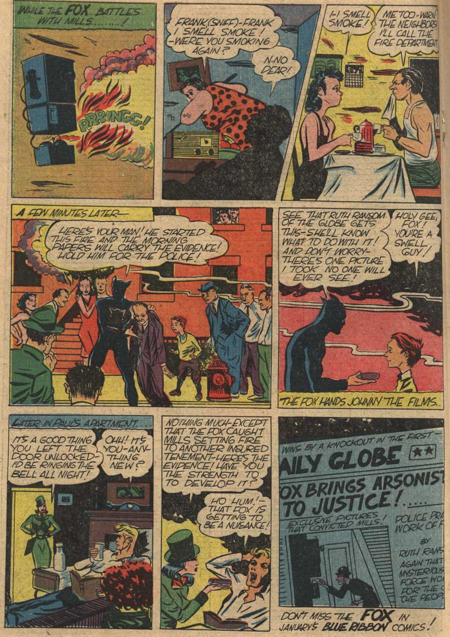 Blue Ribbon Comics (1939) issue 7 - Page 34