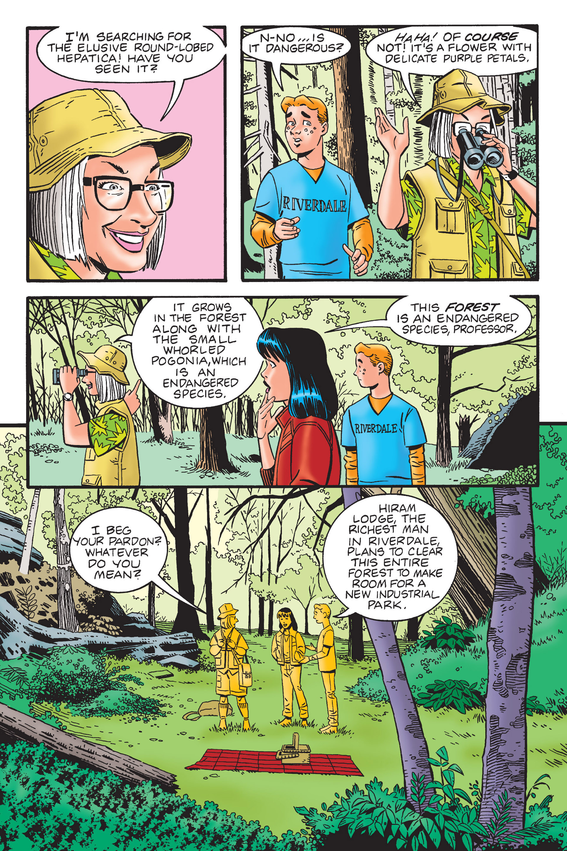 Read online Archie's New Look Series comic -  Issue #4 - 45