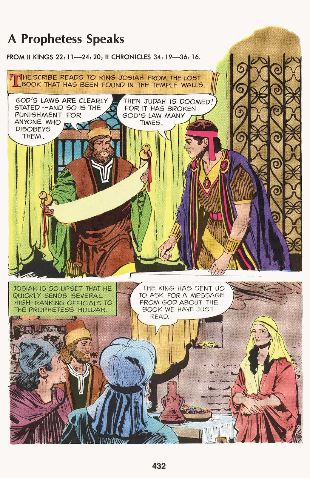 The Picture Bible issue TPB (Part 5) - Page 35