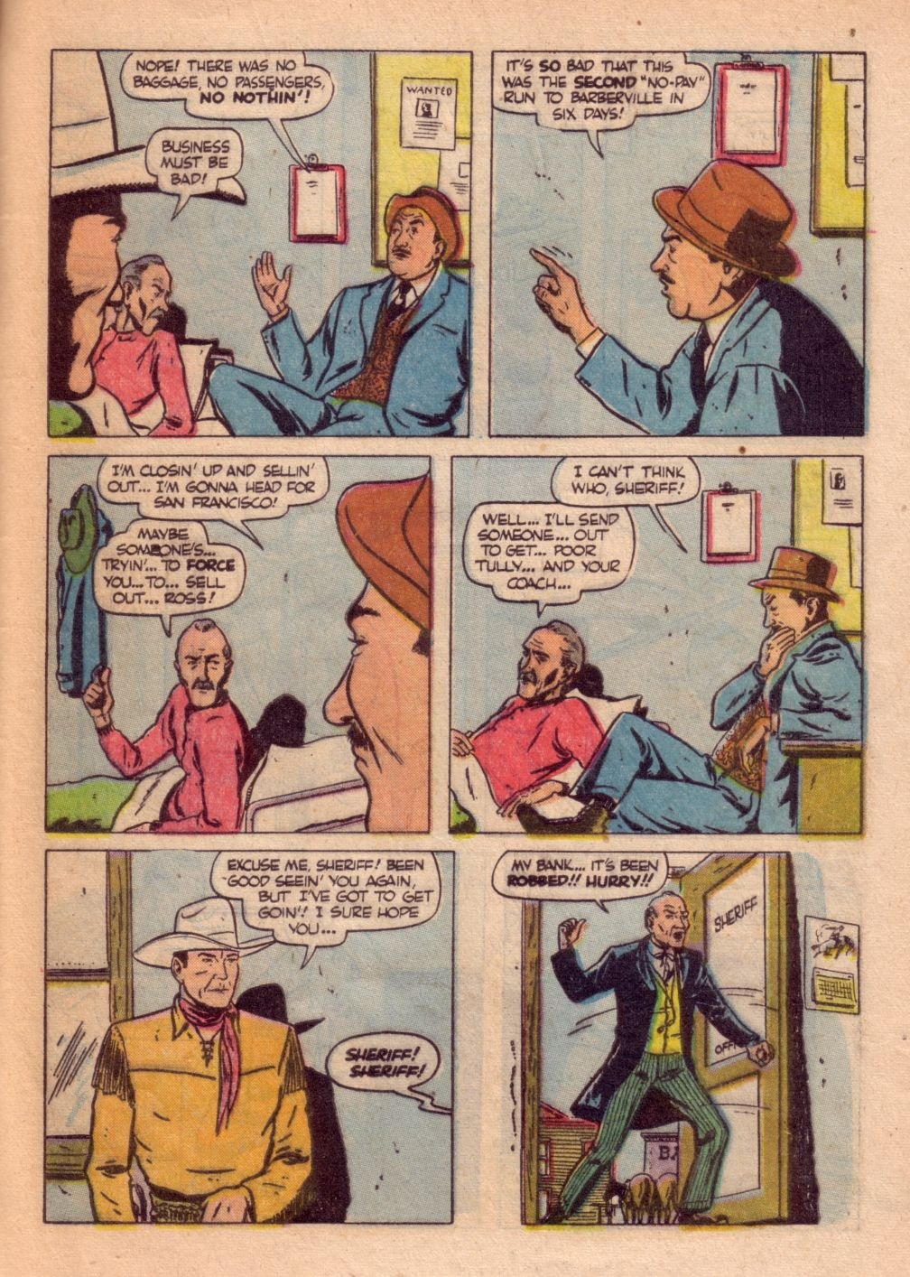 Four Color Comics issue 460 - Page 29