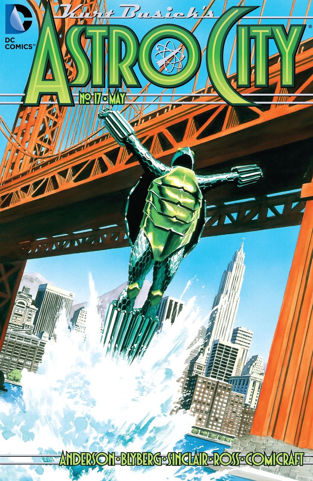 Kurt Busiek's Astro City (1996) issue 17 - Page 1