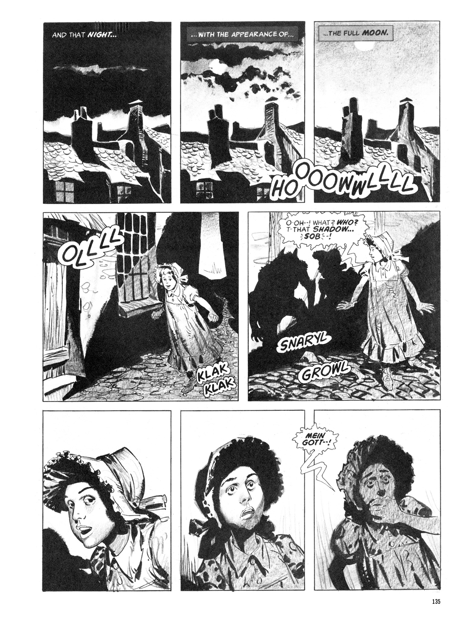 Read online Eerie Archives comic -  Issue # TPB 18 - 136