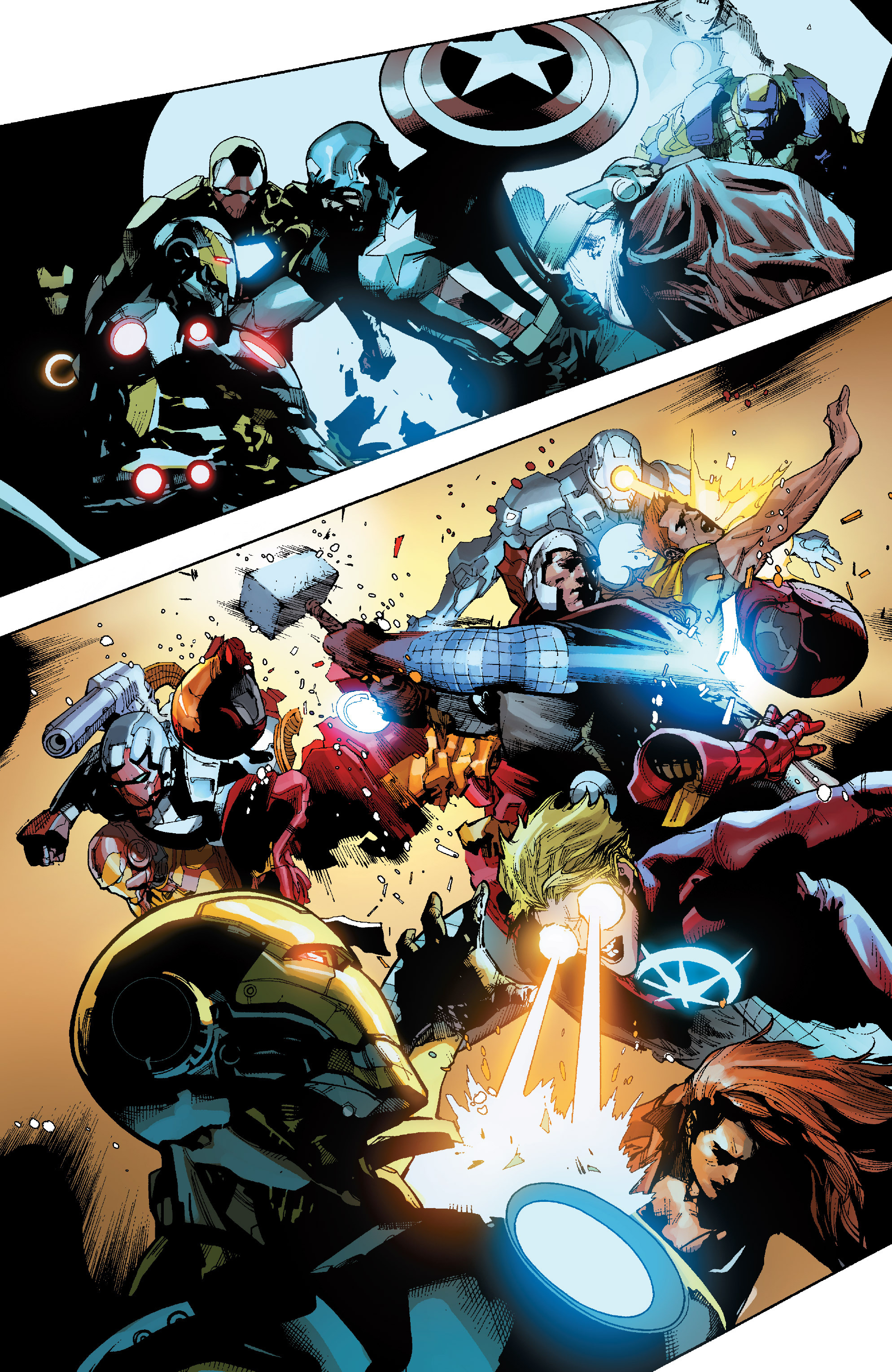 Read online Avengers (2013) comic -  Issue #29 - 27