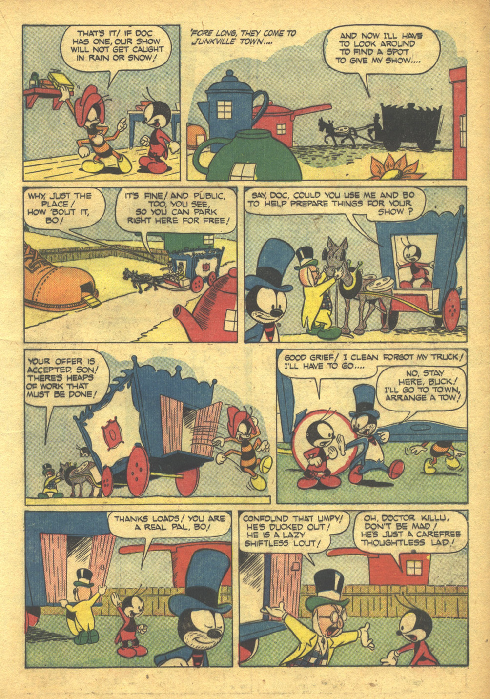 Walt Disney's Comics and Stories issue 103 - Page 23