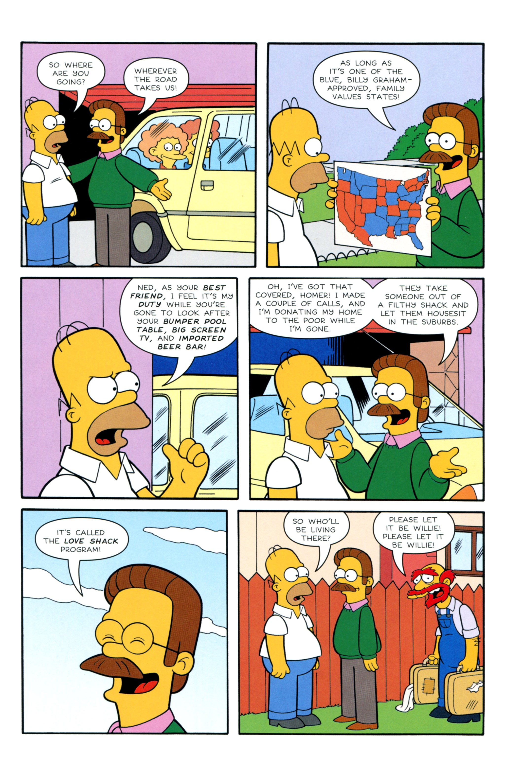 Read online Simpsons Illustrated (2012) comic -  Issue #12 - 9