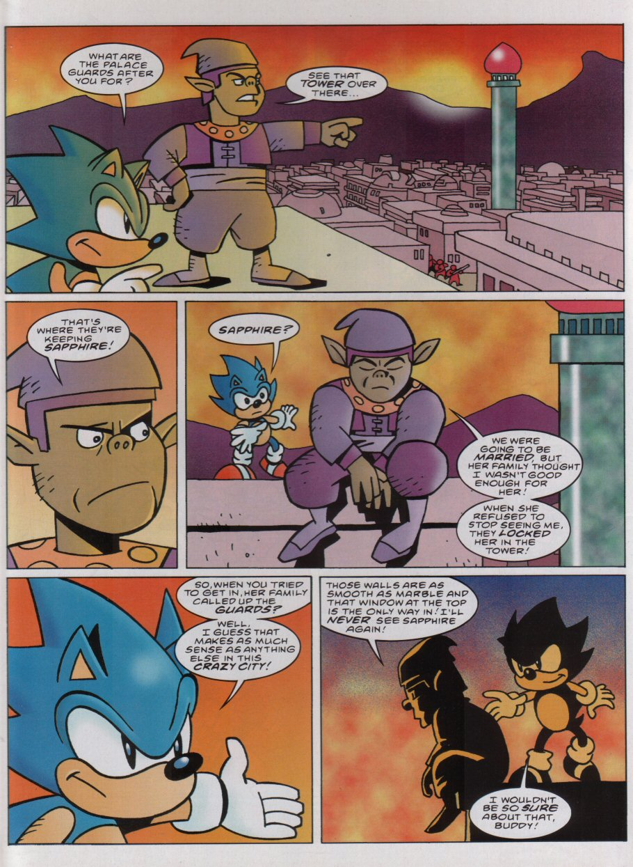 Read online Sonic the Comic comic -  Issue #155 - 4