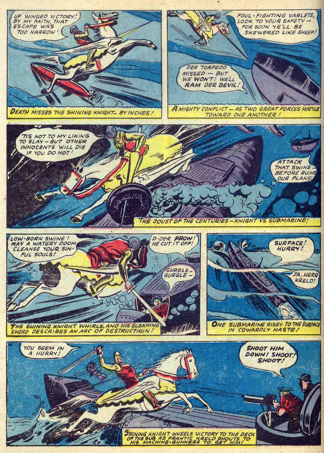 Read online Adventure Comics (1938) comic -  Issue #70 - 28