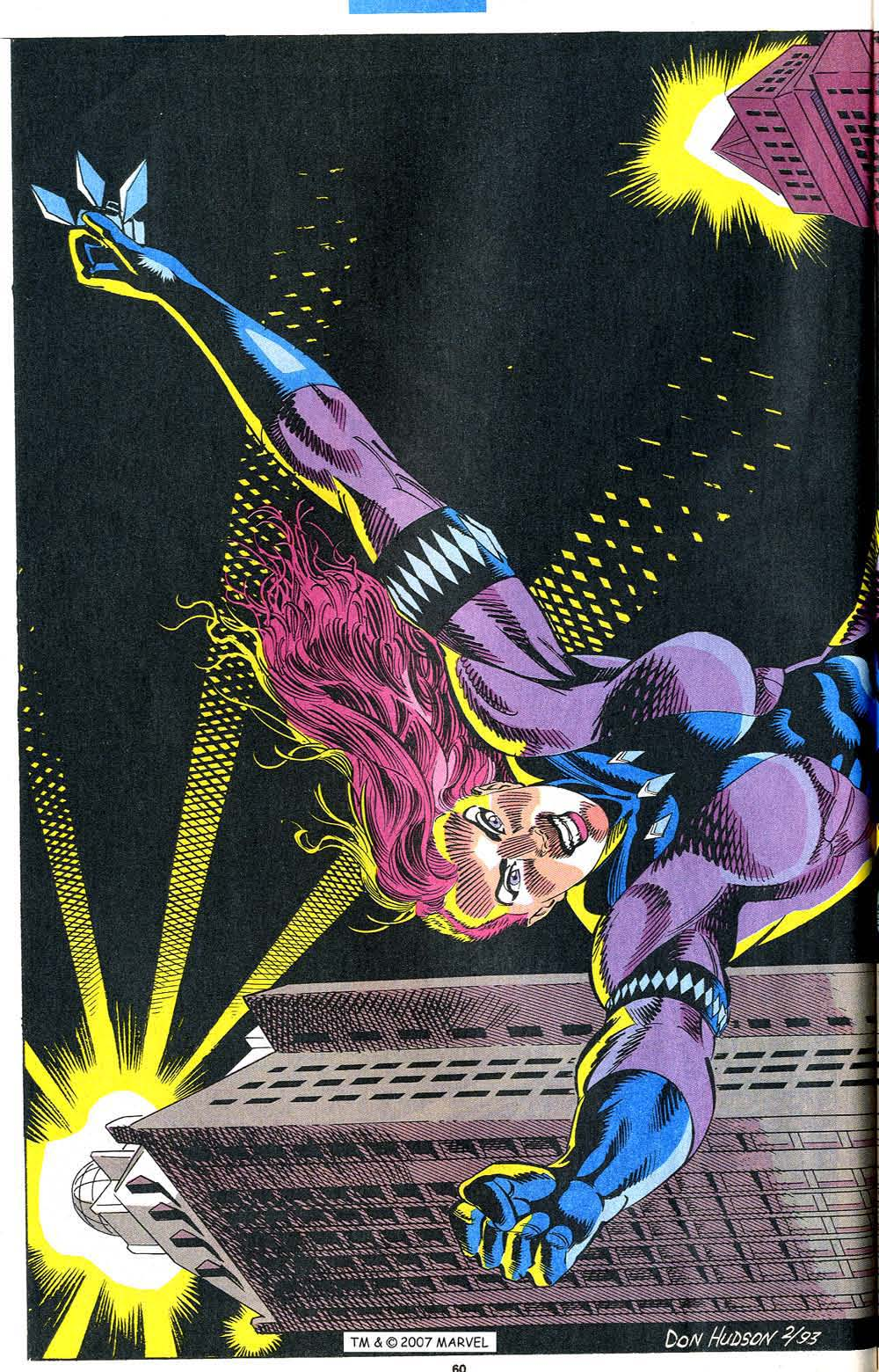 Read online Captain America (1968) comic -  Issue # _Annual 12 - 62