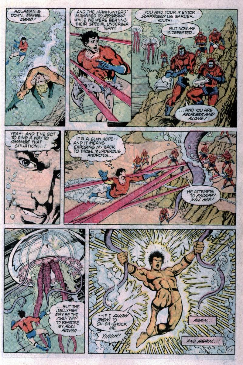 Teen Titans Spotlight issue 18 - Page 18