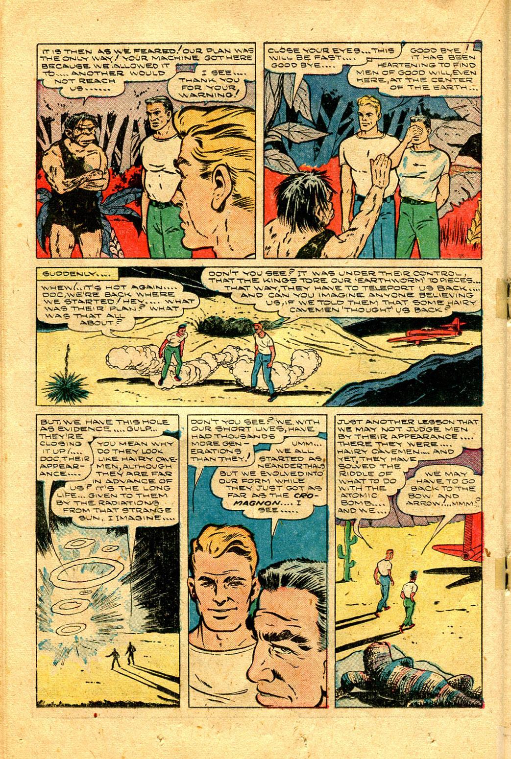 Read online Shadow Comics comic -  Issue #100 - 26