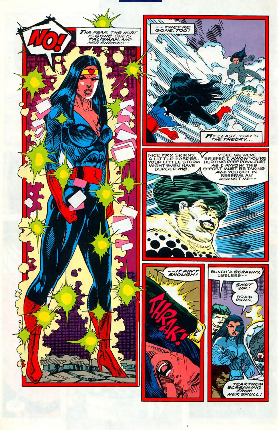 Read online Alpha Flight (1983) comic -  Issue #110 - 13
