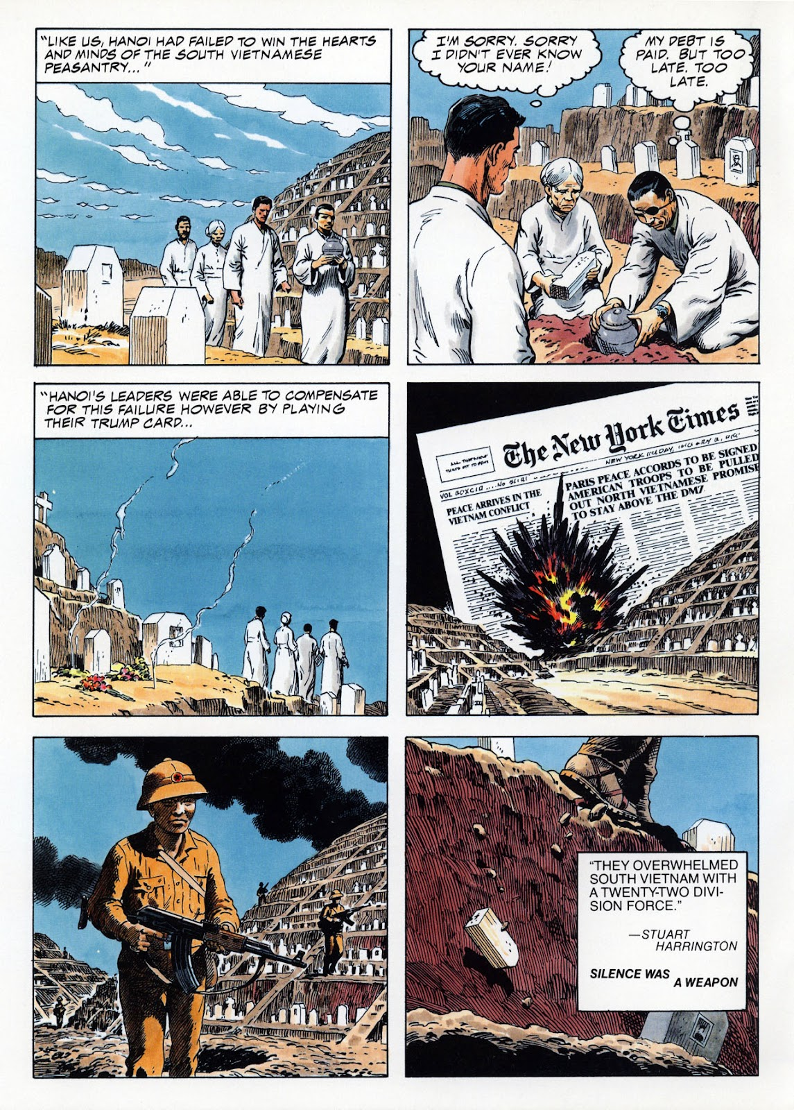 Epic Graphic Novel: Hearts and Minds issue Full - Page 66