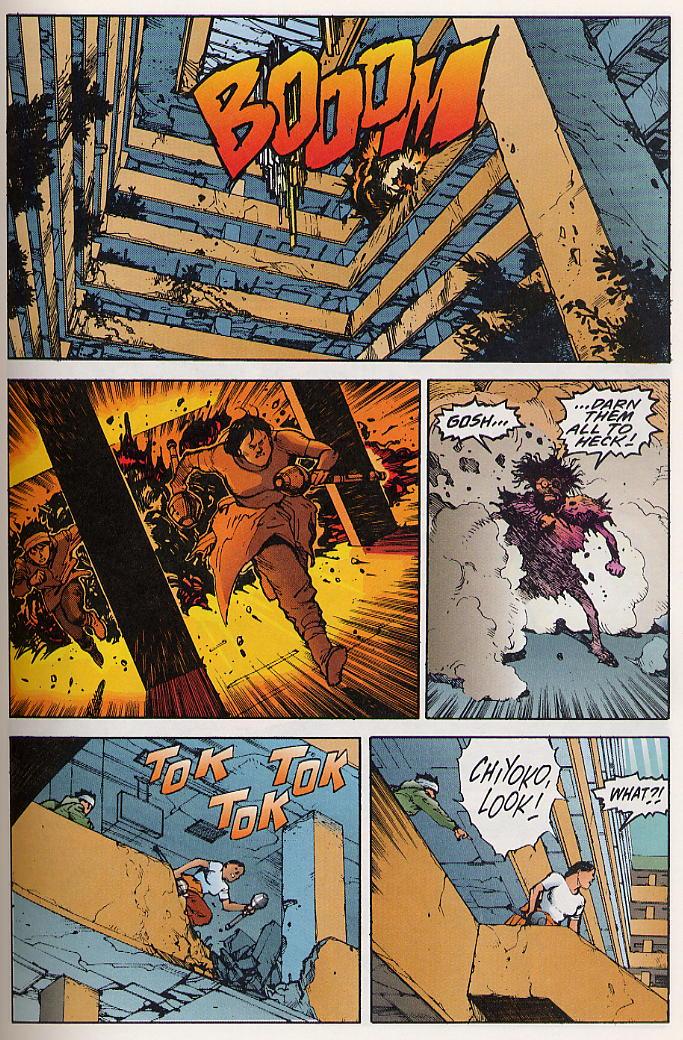 Read online Akira comic -  Issue #19 - 28