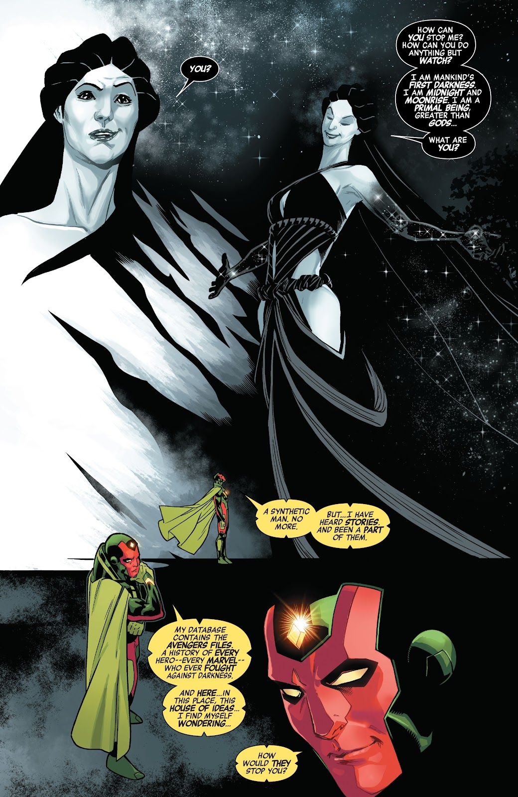 Read online Avengers No Road Home comic -  Issue #10 - 8