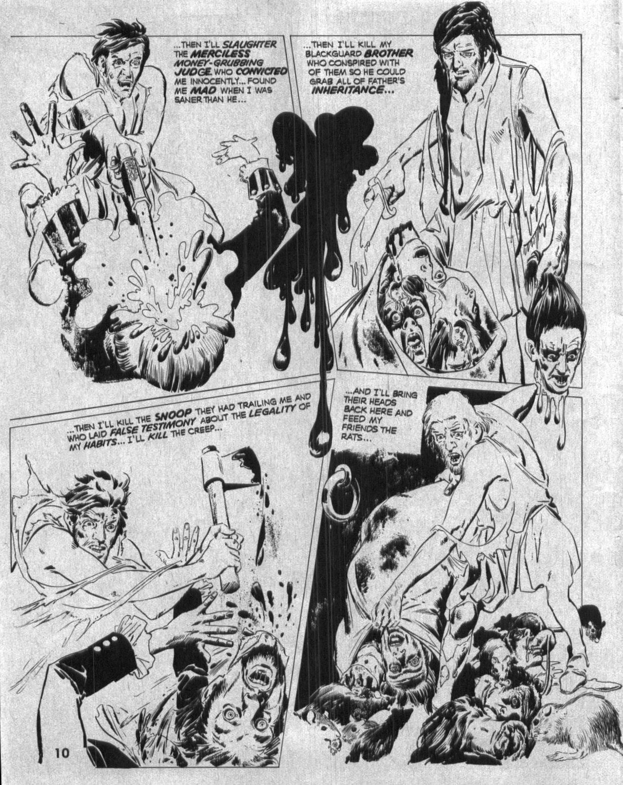 Psycho issue 15 - Page 10