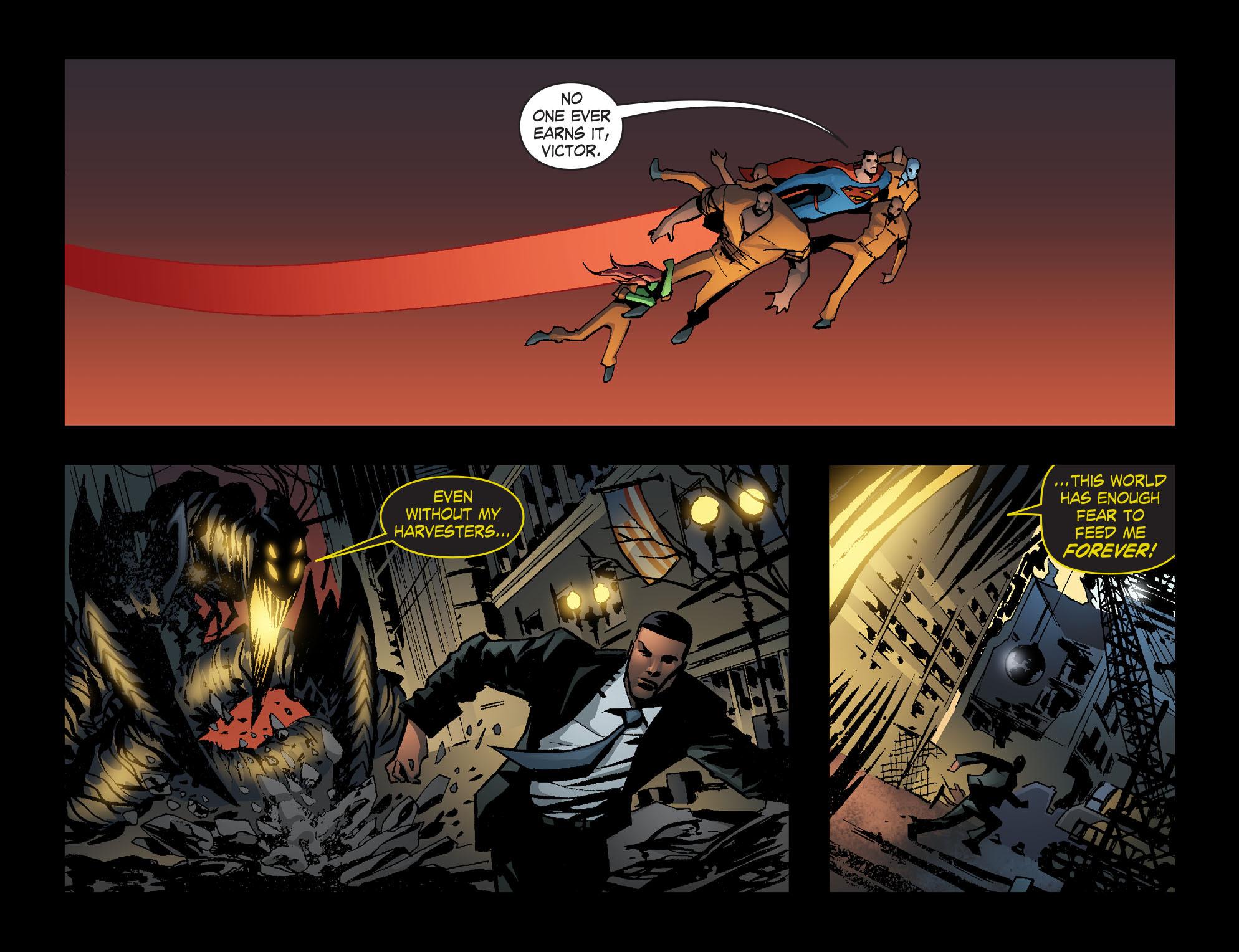 Read online Smallville: Lantern [I] comic -  Issue #12 - 4
