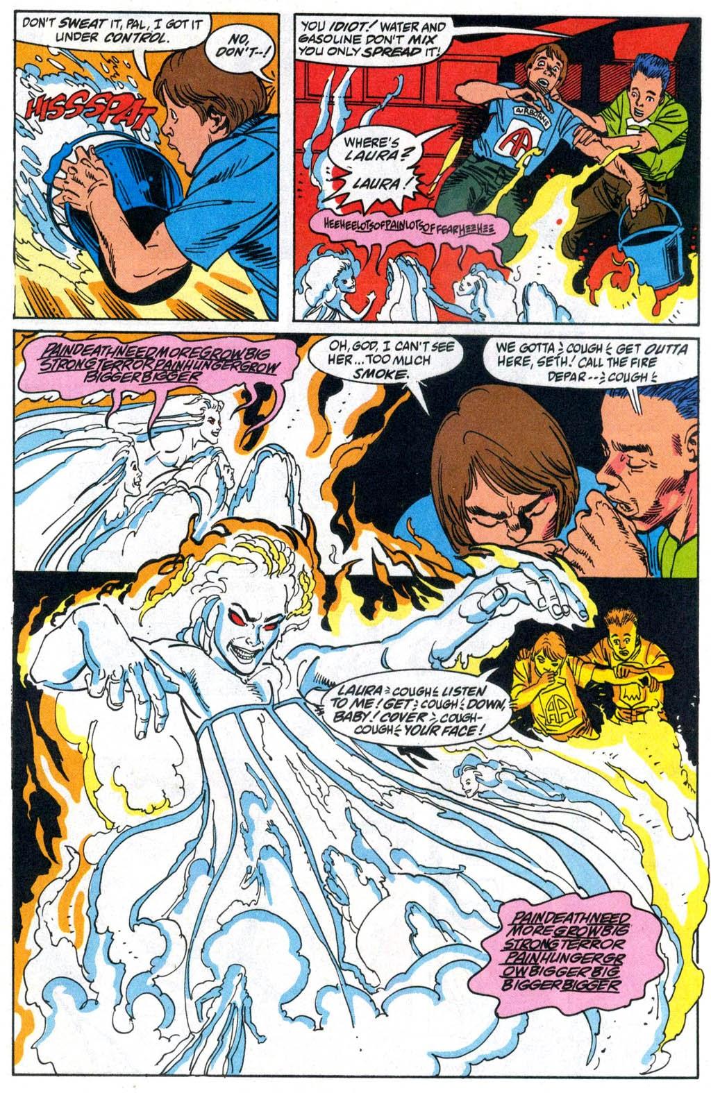 Read online Daredevil vs. Vapora comic -  Issue # Full - 11