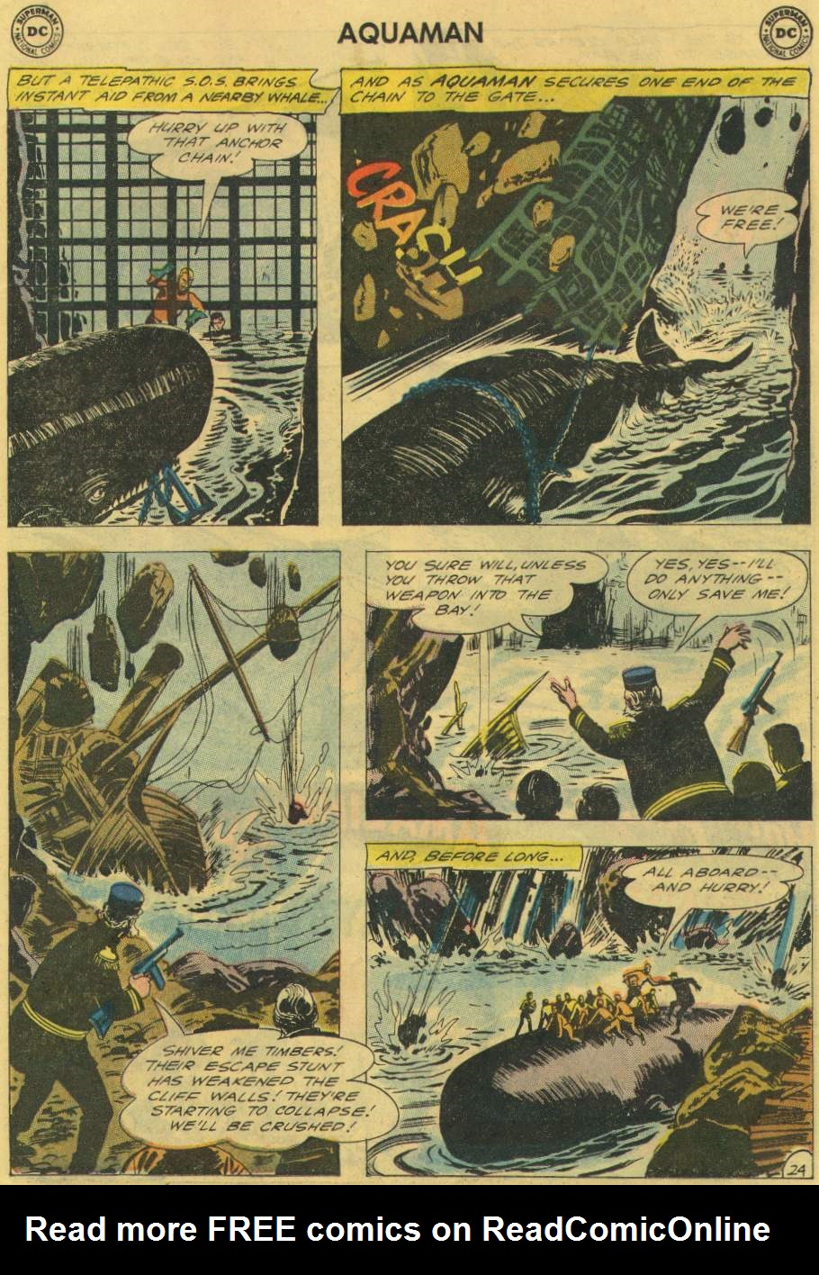 Read online Aquaman (1962) comic -  Issue #2 - 31