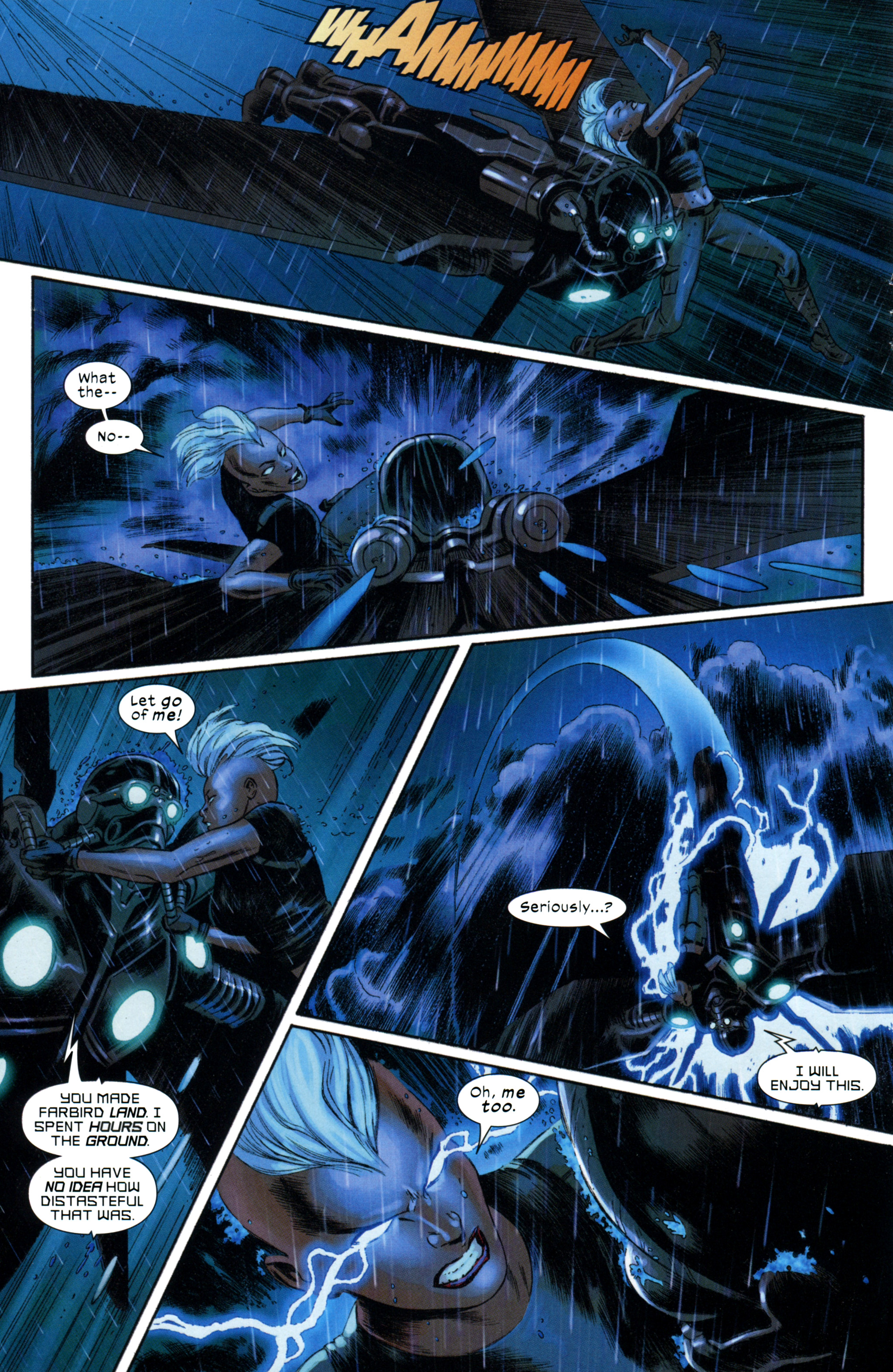 Read online Ultimate Comics X-Men comic -  Issue #32 - 13