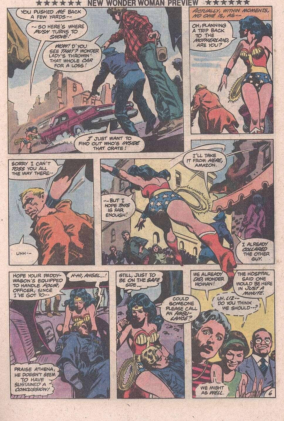 Read online Wonder Woman (1942) comic -  Issue #287b - 7