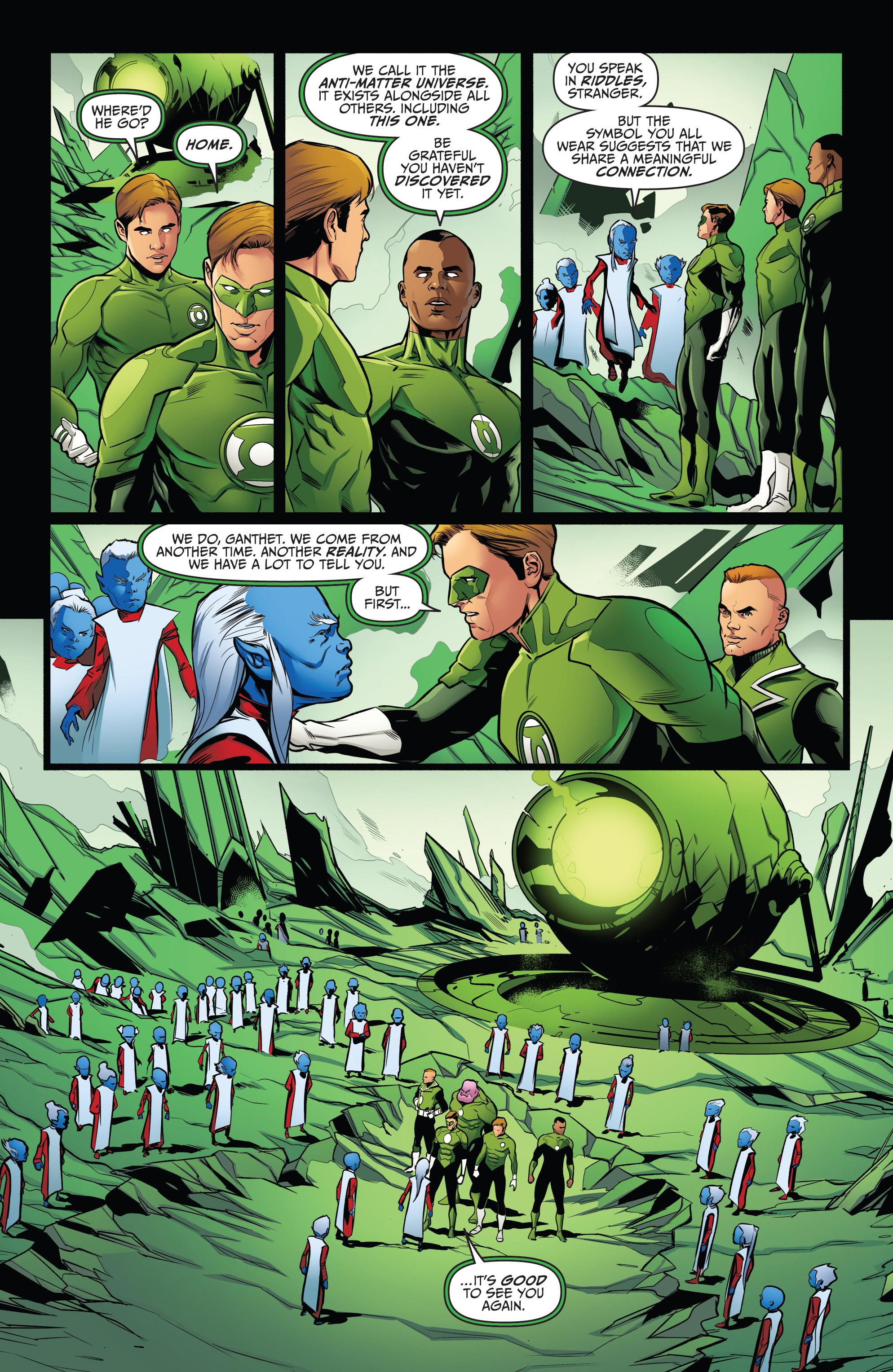 Read online Star Trek/Green Lantern (2016) comic -  Issue #6 - 17