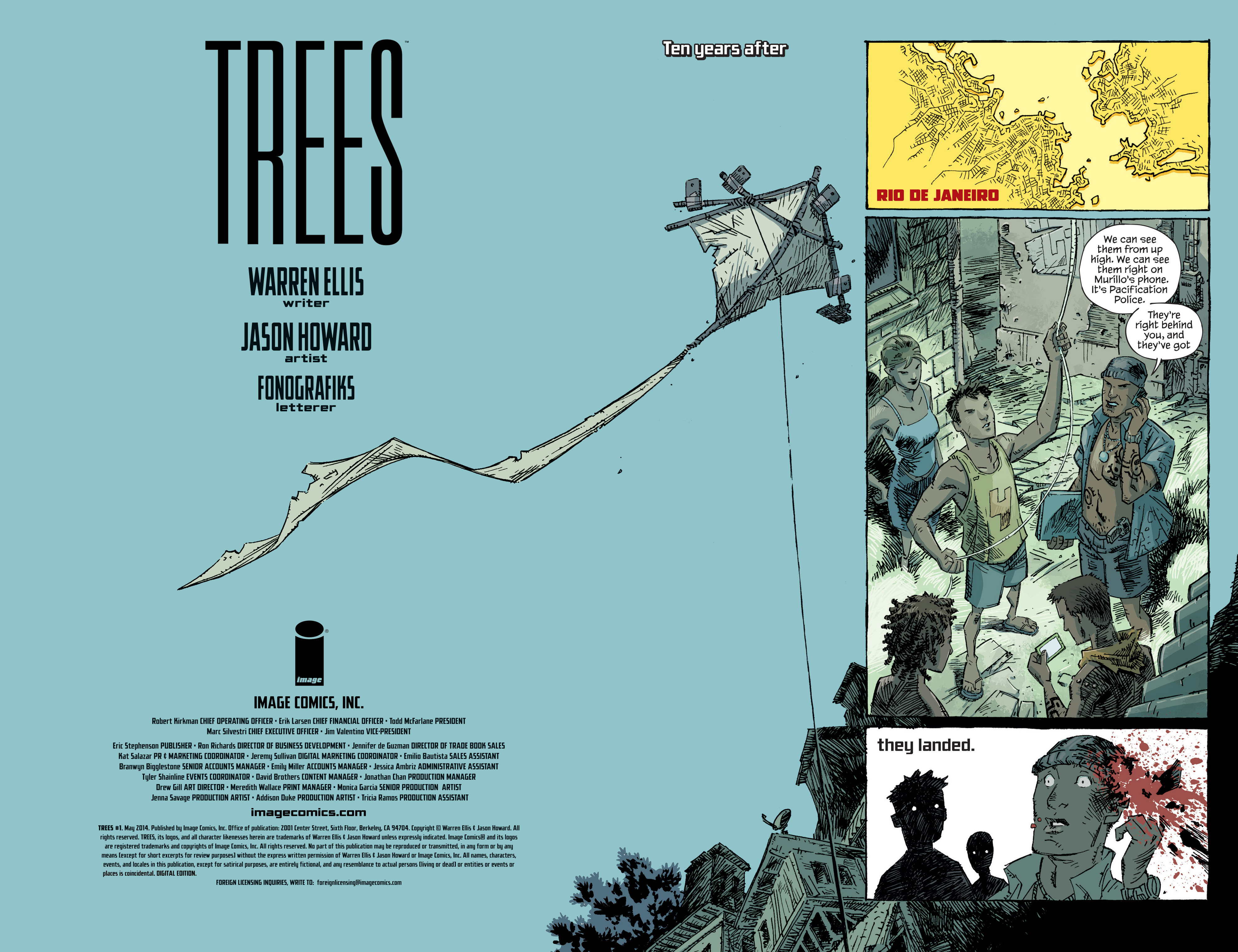 Read online Trees comic -  Issue #1 - 2