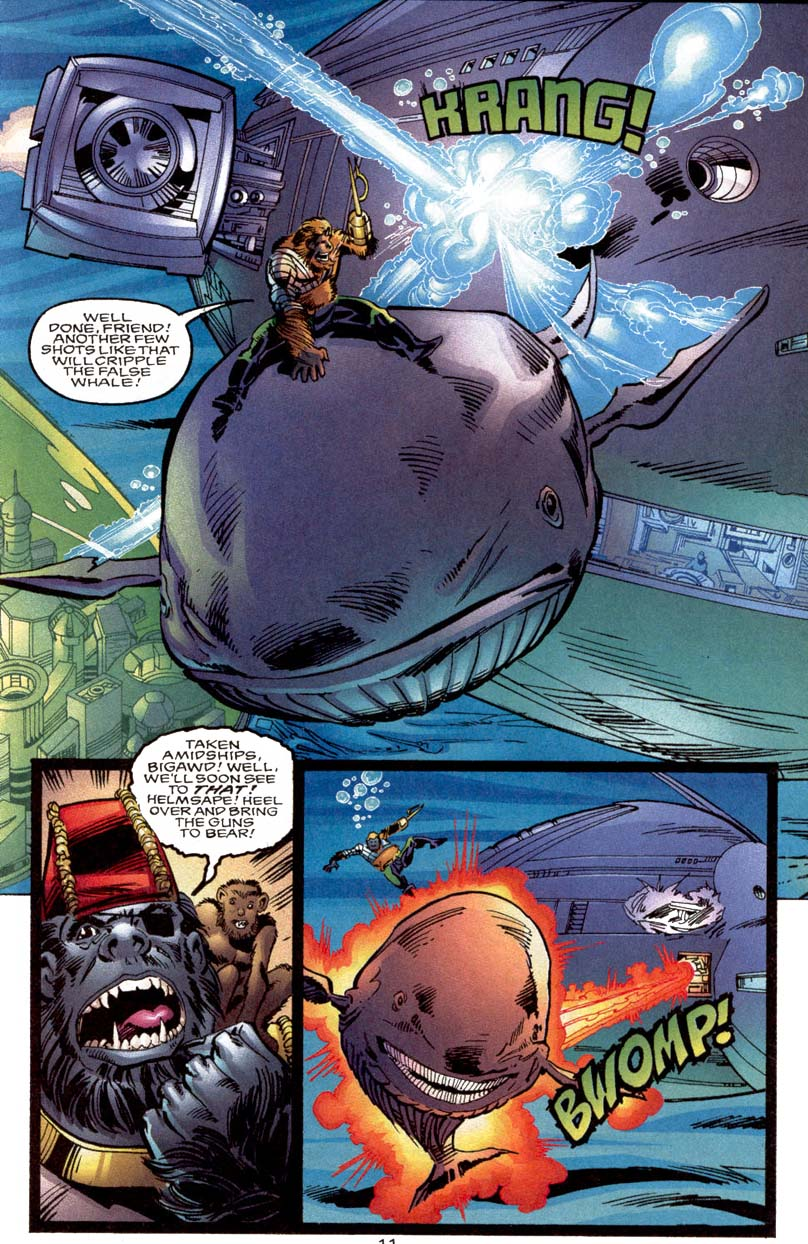 Read online Aquaman (1994) comic -  Issue #Aquaman (1994) _Annual 5 - 12