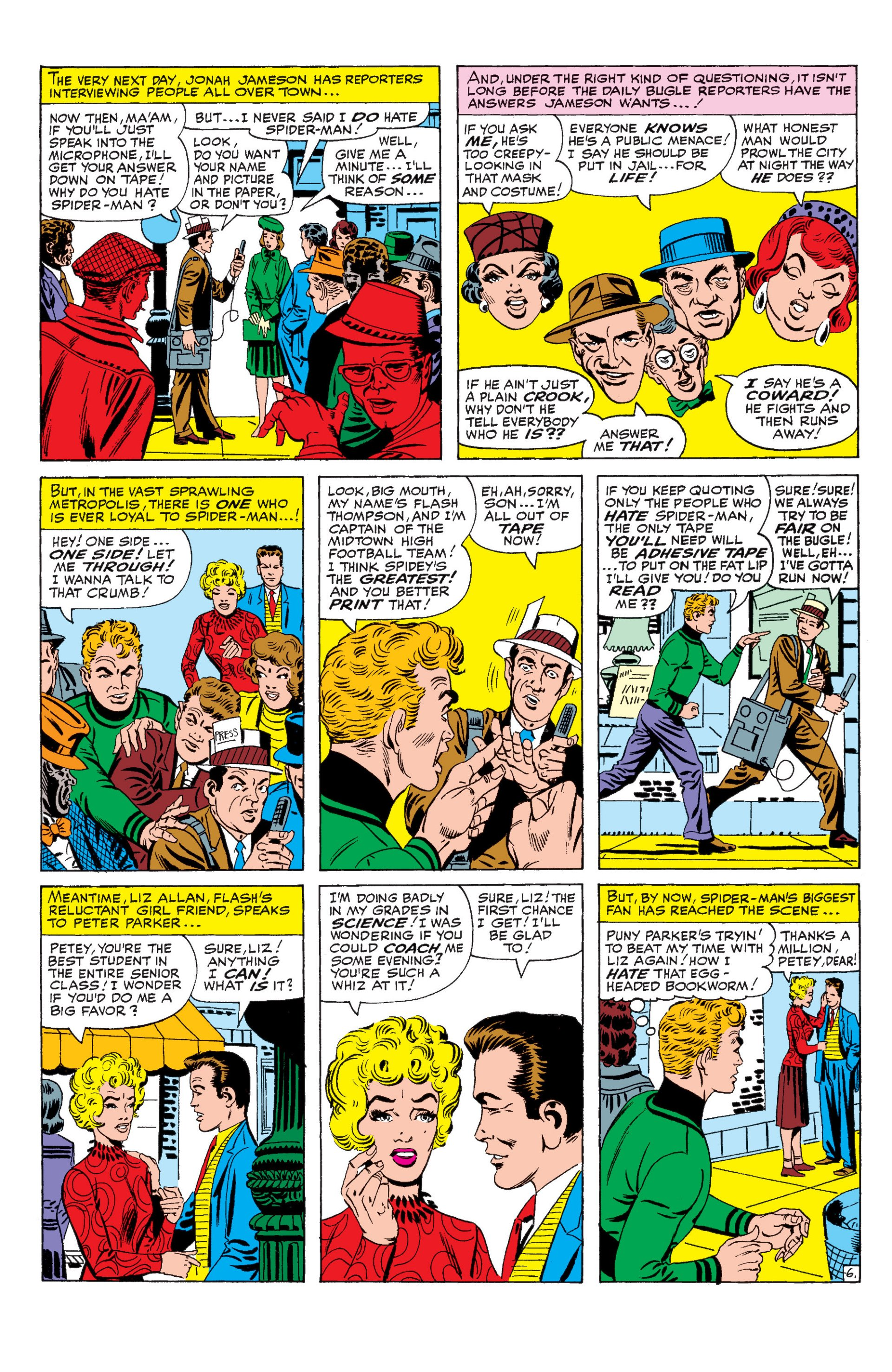 The Amazing Spider-Man (1963) 24 Page 6