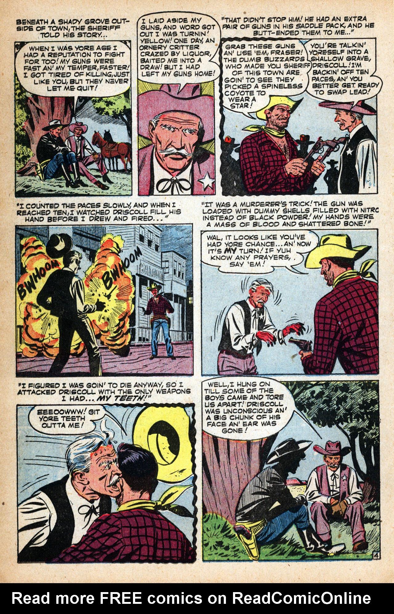 Read online Two-Gun Kid comic -  Issue #14 - 14