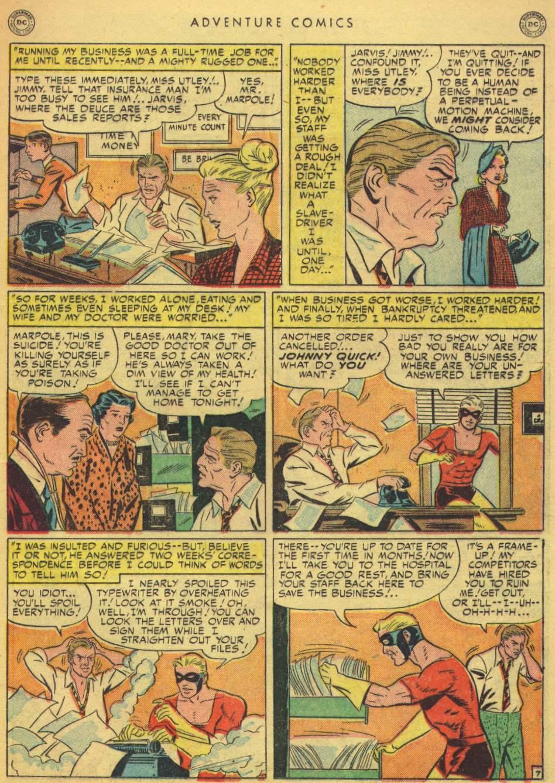 Read online Adventure Comics (1938) comic -  Issue #162 - 23