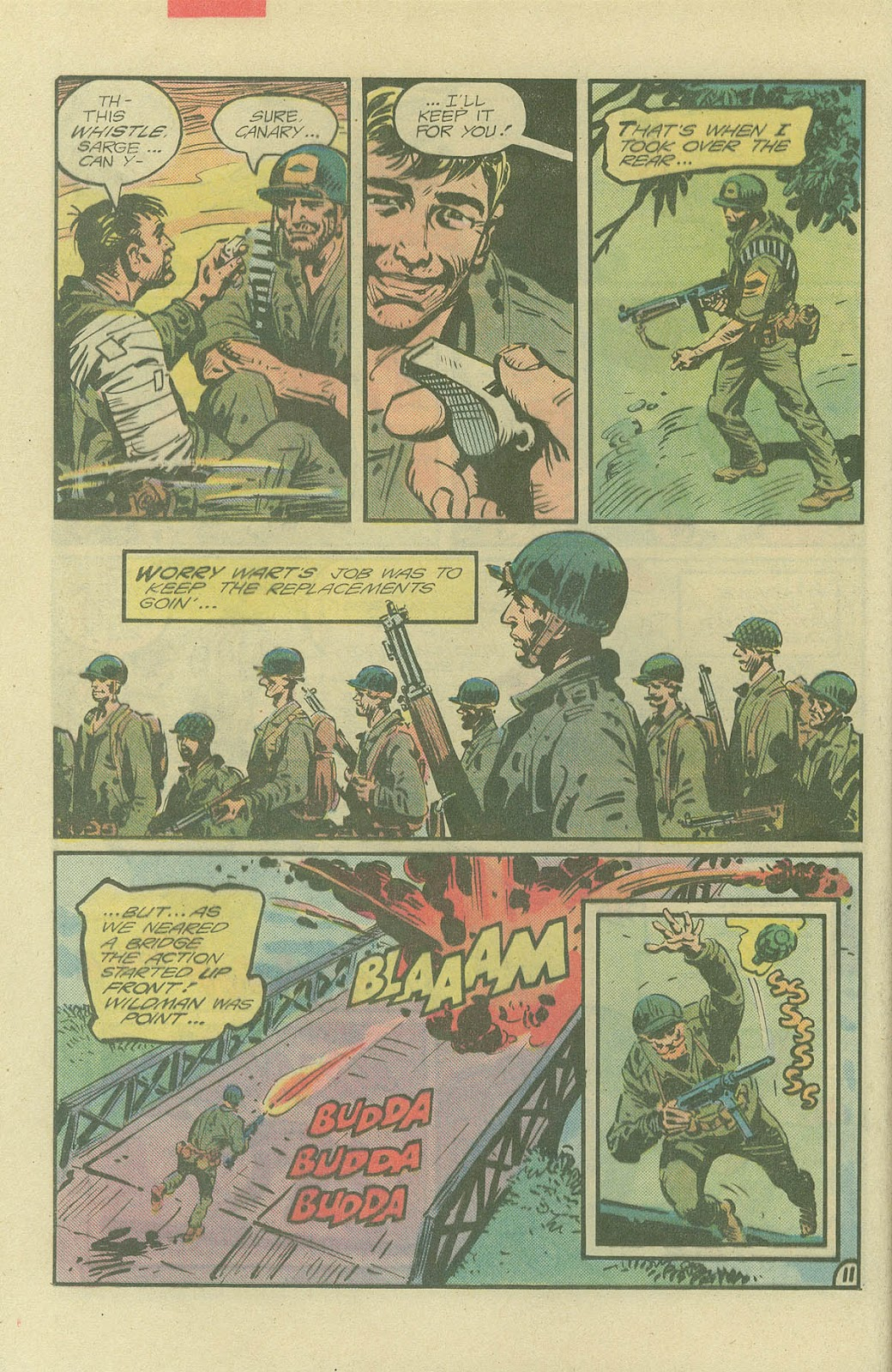 Sgt. Rock issue 389 - Page 11
