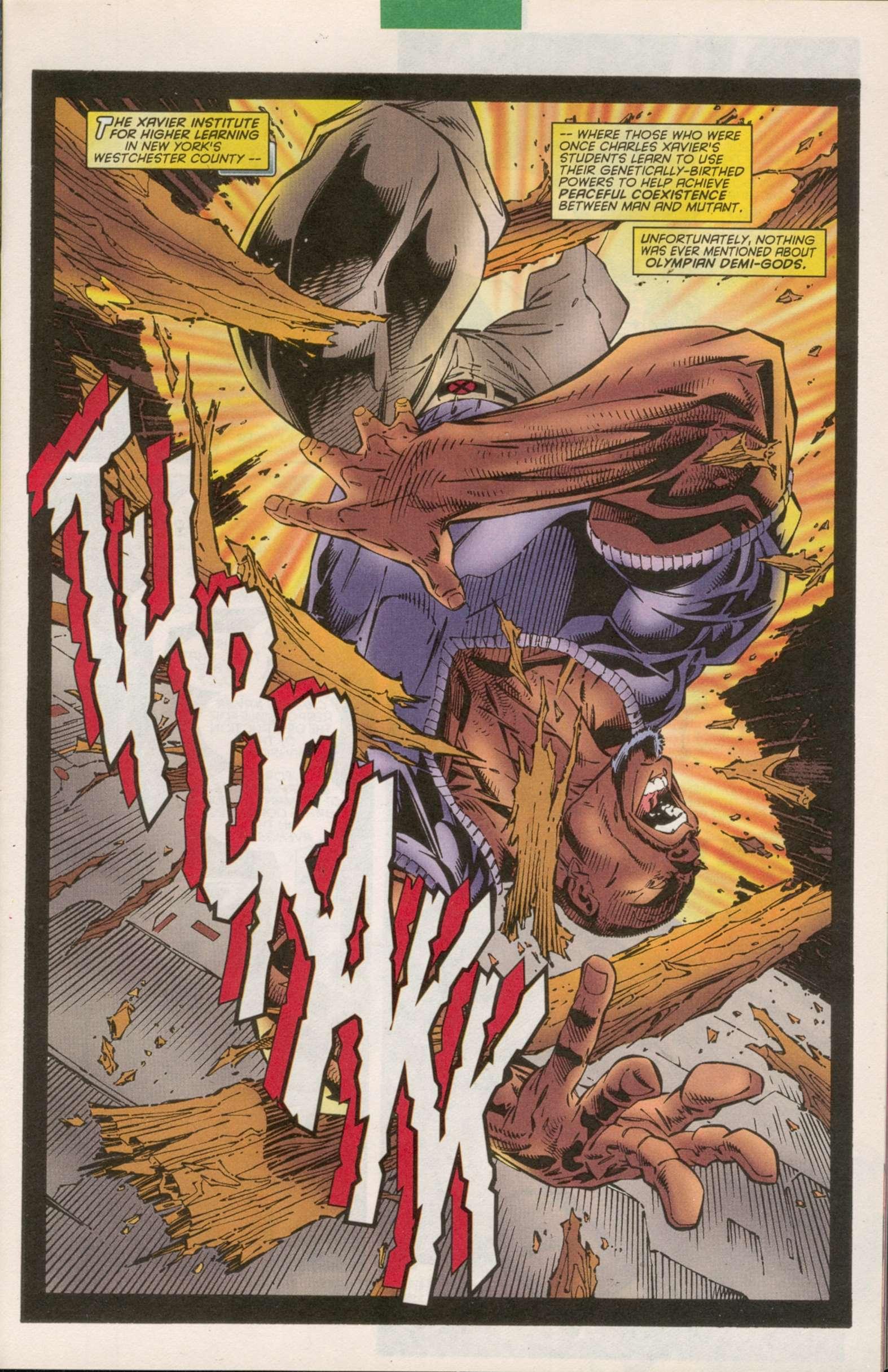 X-Men (1991) 59 Page 4