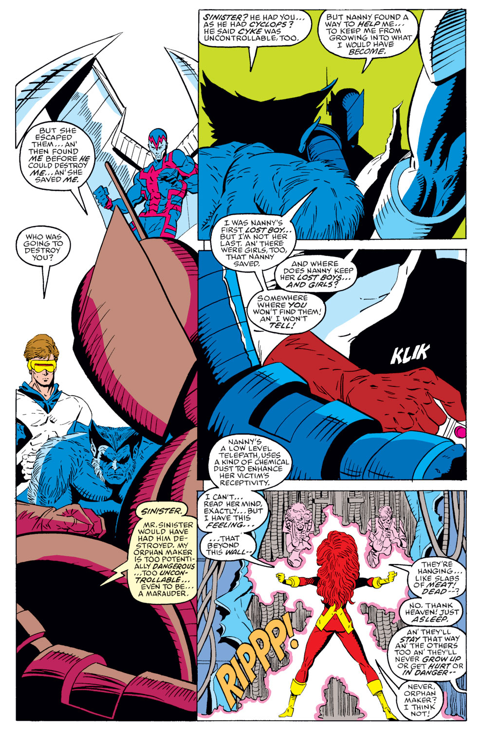 Read online X-Factor (1986) comic -  Issue #40 - 18