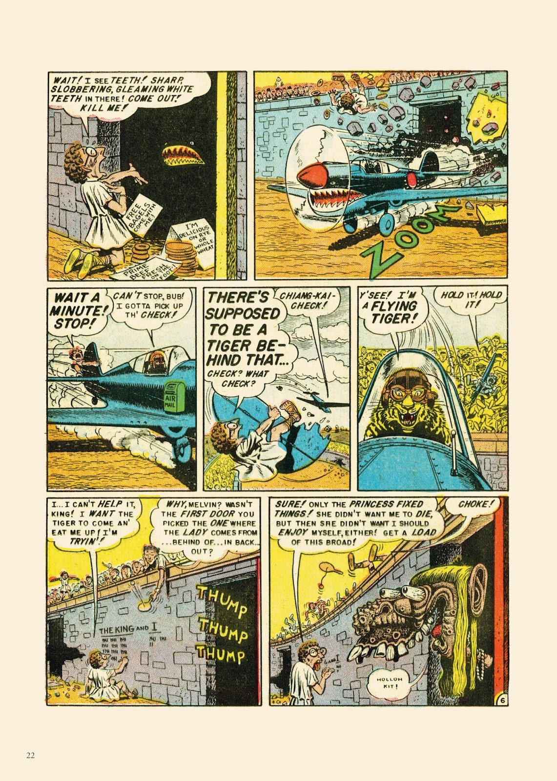 Read online Sincerest Form of Parody: The Best 1950s MAD-Inspired Satirical Comics comic -  Issue # TPB (Part 1) - 23