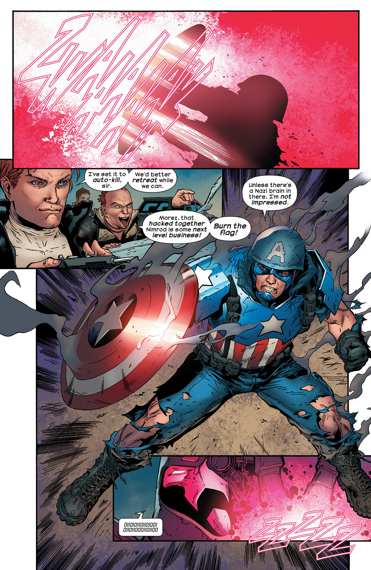 Read online Ultimate Comics Ultimates comic -  Issue #13 - 17