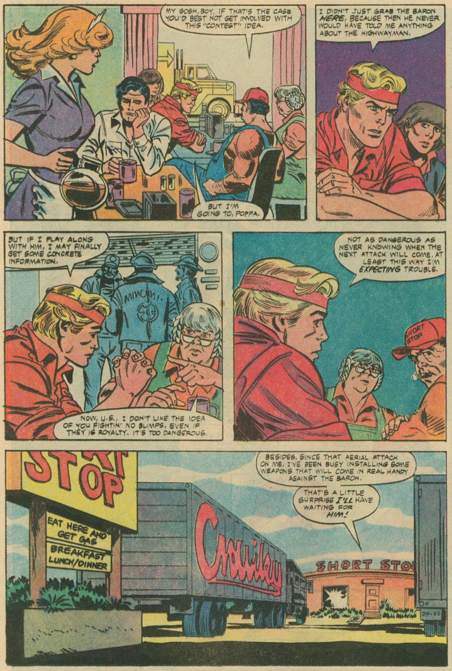 Read online U.S. 1 comic -  Issue #4 - 9
