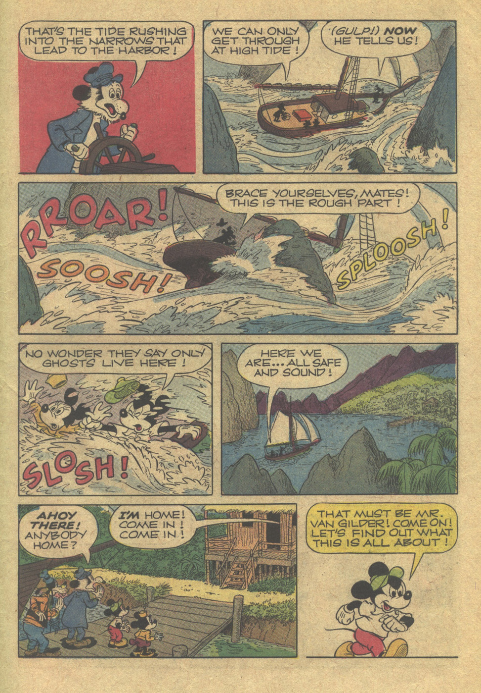 Walt Disney's Comics and Stories issue 380 - Page 31