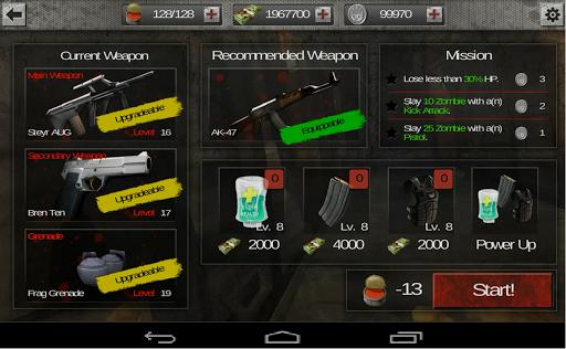 The Zombie Gundead Hack Full Tiền Vàng Đạn Cho Android