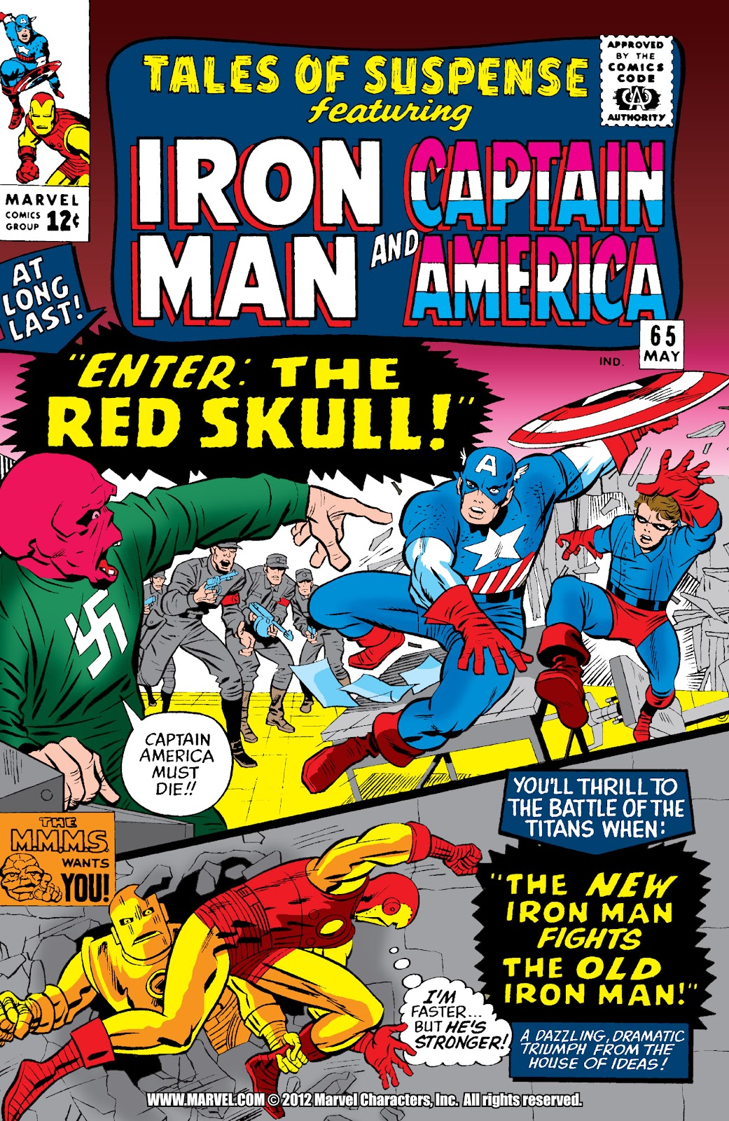Read online Marvel Masterworks: The Invincible Iron Man comic -  Issue # TPB 2 (Part 3) - 27