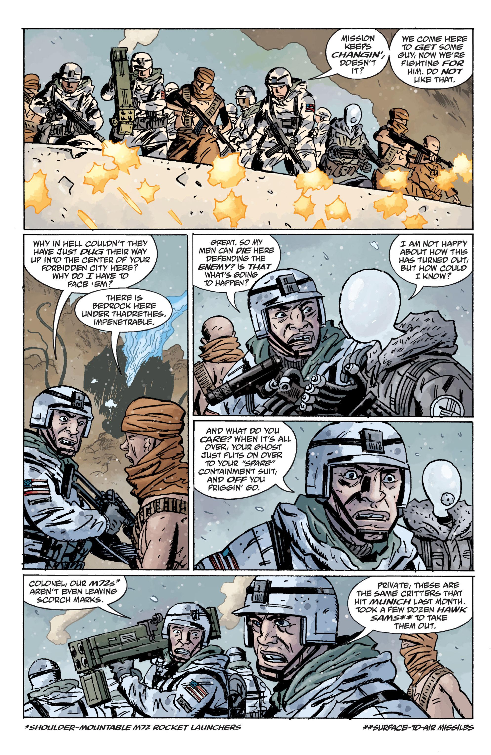 Read online B.P.R.D. (2003) comic -  Issue # TPB 11 - 78