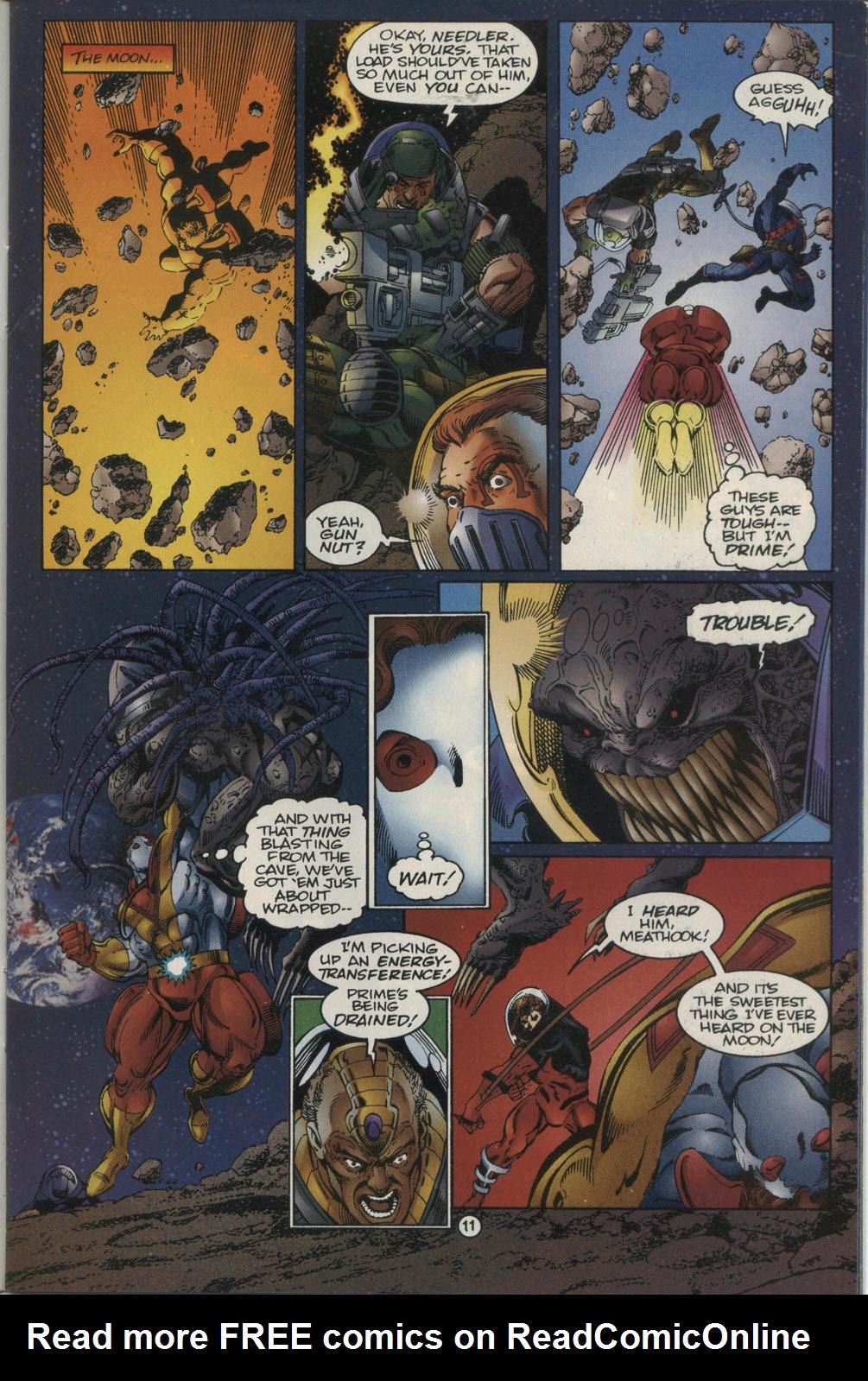 Read online Break-Thru comic -  Issue #2 - 12