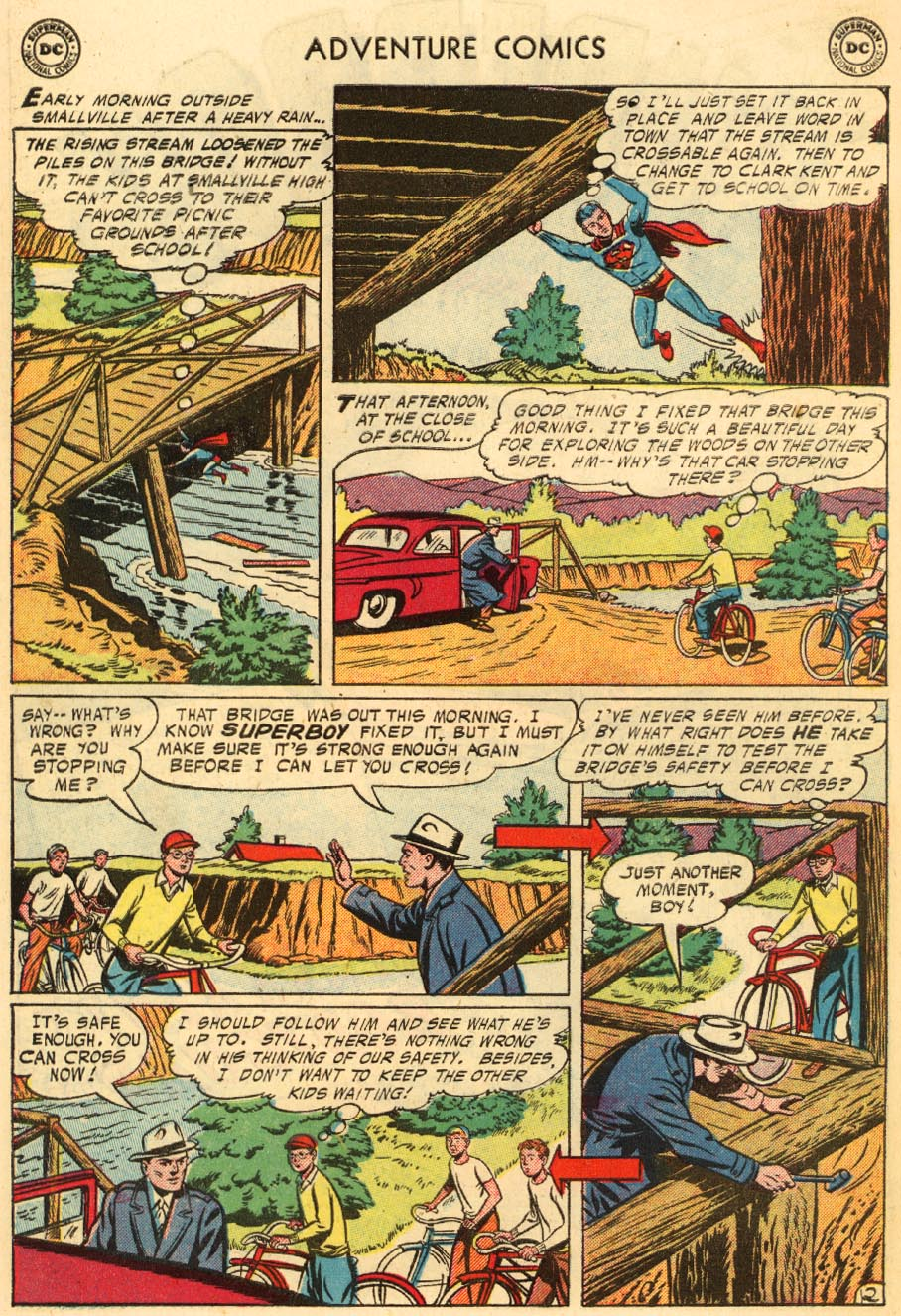 Read online Adventure Comics (1938) comic -  Issue #228 - 4