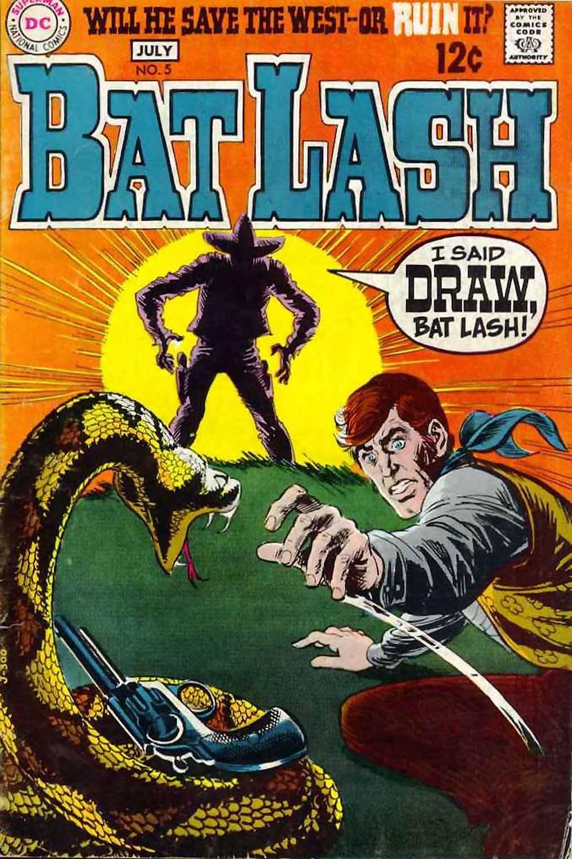 Bat Lash (1968) 5 Page 1